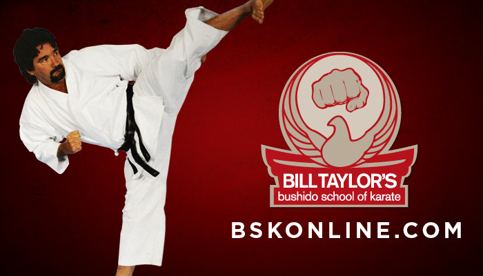 Bill Taylor Bushido School of Karate